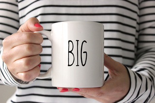 Big Sister MOD Coffee Mug
