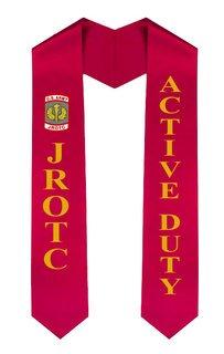 JROTC Graduation Sash Stole