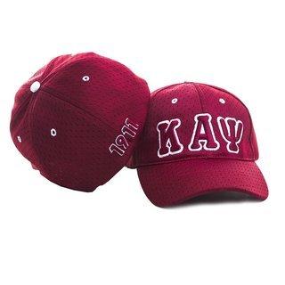Kappa Alpha Psi Embroidered Flexfit Cap