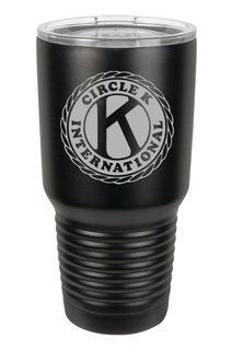 Kiwanis Vacuum Insulated Tumbler