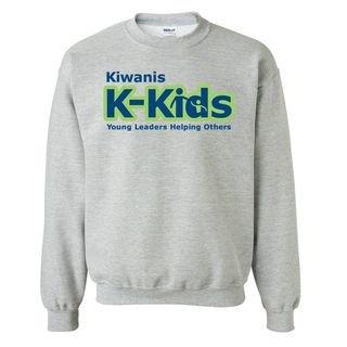 K Kids Logo Crewneck Sweatshirt