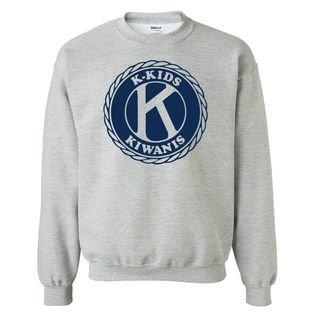 Kiwanis K Kids Crewneck Sweatshirt