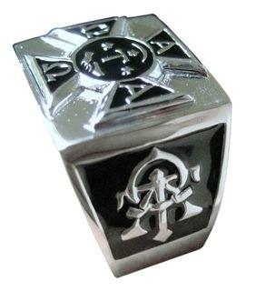 Alpha Tau Omega Big Crest Ring