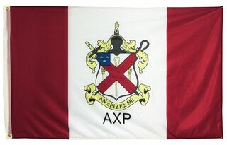 Alpha Chi Rho 3' x 5' Flag