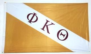 Phi Kappa Theta 3' x 5' Flag