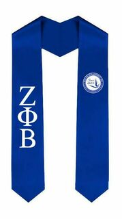 Zeta Phi Beta World Famous EZ Stole - Only $29.99!