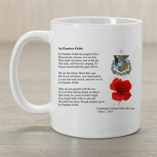 Zeta Psi Greek Remembrance Day Coffee Mug