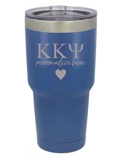 Kappa Kappa Psi Vacuum Insulated Tumbler