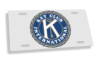 Key Club Seal License Cover
