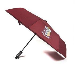Kappa Alpha Psi Folding Hurricane Umbrella