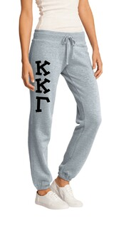 Sorority Juniors Core Fleece Pant