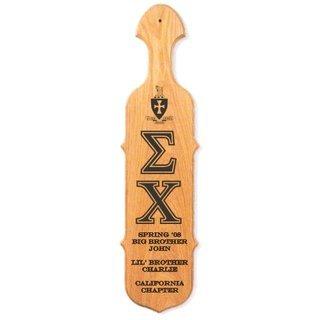 Oak Greek Paddle