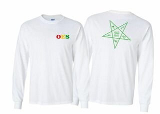 OES World Famous Crest - Shield Long Sleeve T-Shirt - $19.95!