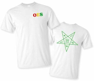 OES World Famous Crest - Shield Tee