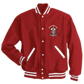 Old School Greek Jacket