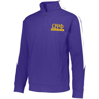 Omega Psi Phi- $30 World Famous Greek Medalist Pullover