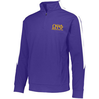 Omega Psi Phi- $39.99 World Famous Greek Medalist Pullover