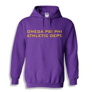 Omega Psi Phi Ath. Dept. Sweatshirt