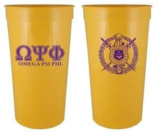 Omega Psi Phi Big Crest Stadium Cup