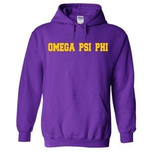 Omega Psi Phi College Sweatshirt
