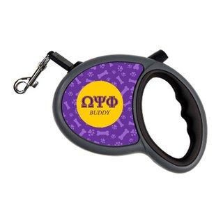 Omega Psi Phi Dog Leash