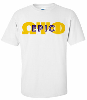 Omega Psi Phi EPIC T-Shirt