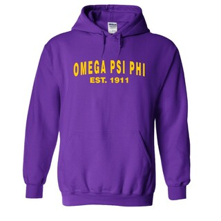 Omega Psi Phi Est Sweatshirt