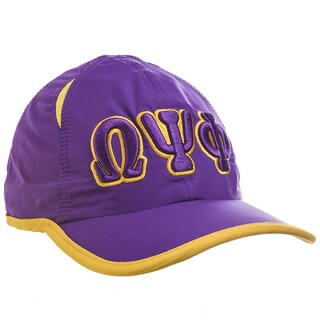 Omega Psi Phi Featherlight Cap