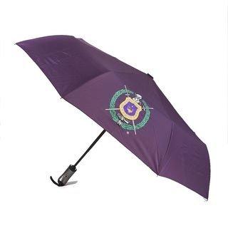 Omega Psi Phi Folding Hurricane Umbrella