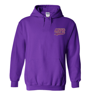 DISCOUNT-Omega Psi Phi Hoody - Tackle Twill Tail