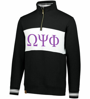 Omega Psi Phi Ivy League Pullover