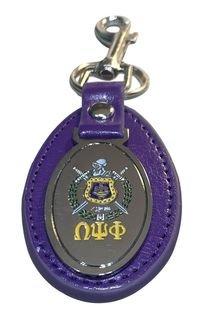 Omega Psi Phi Key Ring