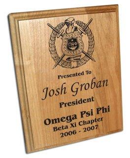 Omega Psi Phi Laser Award
