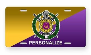 Omega Psi Phi License Cover