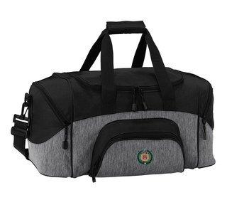 Omega Psi Phi Colorblock Duffel Bag