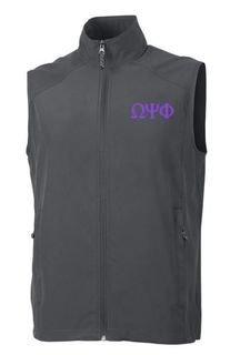 Omega Psi Phi Pack-N-Go Vest