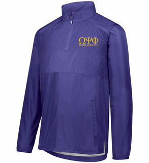 Omega Psi Phi SERIESX PULLOVER
