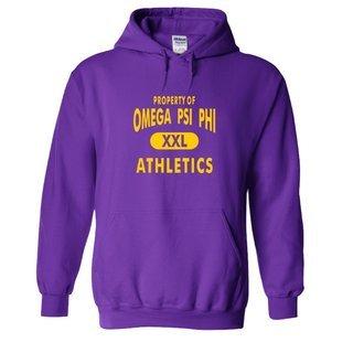 Omega Psi Phi Hooded Sport Sweatshirt