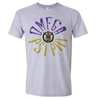 Omega Psi Phi Tube T-Shirt