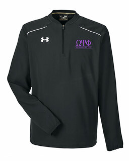 Omega Psi Phi Under Armour� Men's Ultimate Long Sleeve Windshirt