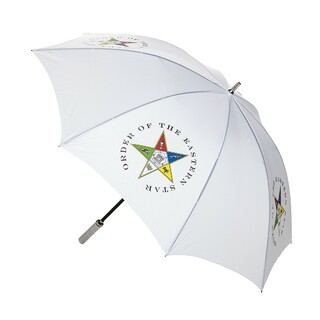 "Order of Eastern Star 30"" Jumbo Umbrella"