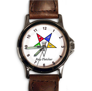 Order Of Eastern Star Admiral Watch