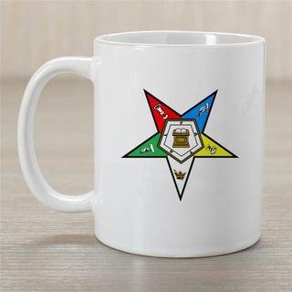 Order Of Eastern Star Coffee Mug
