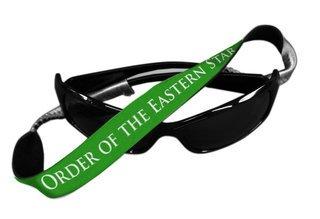 Order Of Eastern Star Croakies