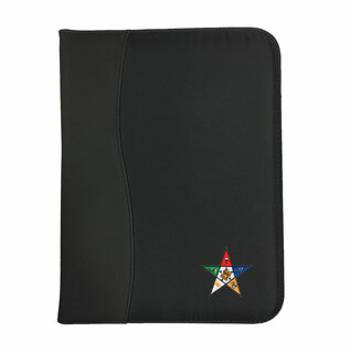 DISCOUNT-Order Of Eastern Star  Patch  Portfolio