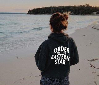 Order Of Eastern Star Social Hoodie