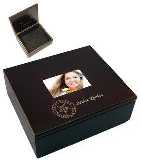 Order Of Eastern Star Treasure Box