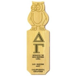 Owl symbol Greek Paddle