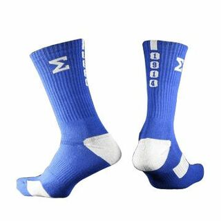 Phi Beta Sigma Athletic Crew Socks