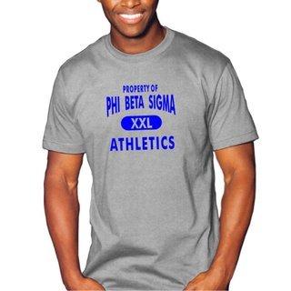 Phi Beta Sigma Athletic Tee